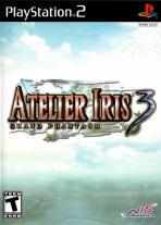 Obal-Atelier Iris 3: Grand Phantasm