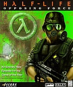 Obal-Half-Life: Opposing Force