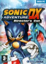 Obal-Sonic Adventure DX Director´s Cut