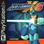 Obal-Mega Man X6