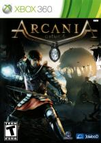 Obal-Arcania: Gothic 4