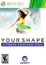 Obal-Your Shape: Fitness Evolved 2012