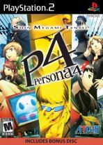 Obal-Shin Megami Tensei: Persona 4