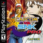 Obal-Capcom vs SNK: Millennium Fight 2000 Pro
