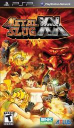 Obal-Metal Slug XX