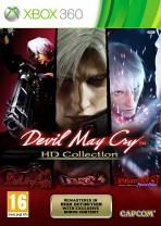 Obal-Devil May Cry HD Collection