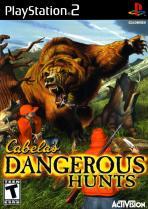 Obal-Cabela´s Dangerous Hunts