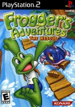 Obal-Frogger´s Adventures: The Rescue