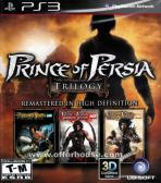 Obal-Prince of Persia Trilogy HD