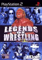 Obal-Legends of Wrestling
