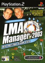 Obal-LMA Manager 2003