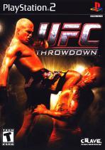 Obal-UFC Throwdown