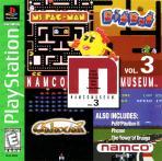 Obal-Namco Museum Vol. 3