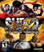 Obal-Super Street Fighter IV