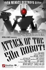 Obal-Attack of the 50ft Robot!