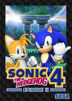 Obal-Sonic the Hedgehog 4: Episode 2