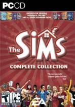 Obal-The Sims Complete Collection