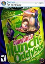Obal-Oddworld: Munch´s Oddysee HD