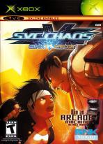 Obal-SNK vs. Capcom: SVC Chaos
