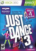 Obal-Just Dance 3