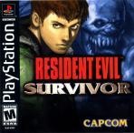 Obal-Resident Evil Survivor