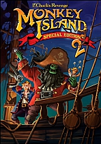 Obal-Monkey Island 2 Special Edition: LeChuck´s Revenge