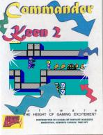 Obal-Commander Keen 2: The Earth Explodes
