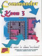 Obal-Commander Keen 3: Keen Must Die!