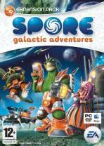 Obal-Spore Galactic Adventures