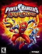 Obal-Power Rangers: Ninja Storm