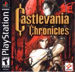 Obal-Castlevania Chronicles