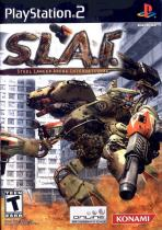 Obal-S.L.A.I.: Steel Lancer Arena International