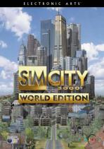 Obal-SimCity 3000 World Edition