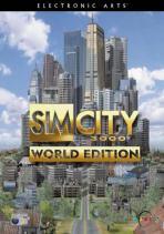 Obal-SimCity 3000 World Edition