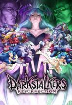 Obal-Darkstalkers Resurrection