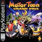 Obal-Motor Toon Grand Prix