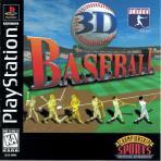 Obal-3D Baseball