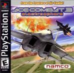 Obal-Ace Combat 3: Electrosphere