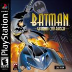 Obal-Batman: Gotham City Racer
