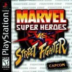 Obal-Marvel Super Heroes vs. Street Fighter