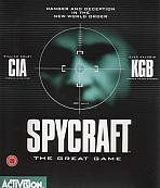 Obal-Spycraft: The Great Game