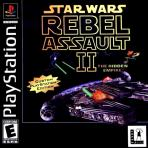 Obal-Star Wars: Rebel Assault II - The Hidden Empire