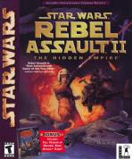 Obal-Star Wars Rebel Assault II: The Hidden Empire