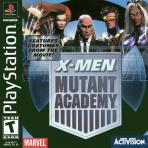 Obal-X-Men: Mutant Academy