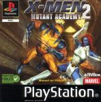 Obal-X-Men: Mutant Academy 2