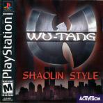 Obal-Wu-Tang Shaolin Style