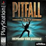 Obal-Pitfall 3D: Beyond the Jungle