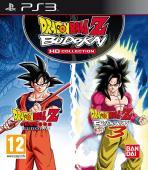Obal-Dragon Ball Z Budokai HD Collection
