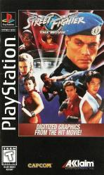 Obal-Street Fighter: The Movie
