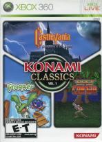 Obal-Konami Classics Vol. 1